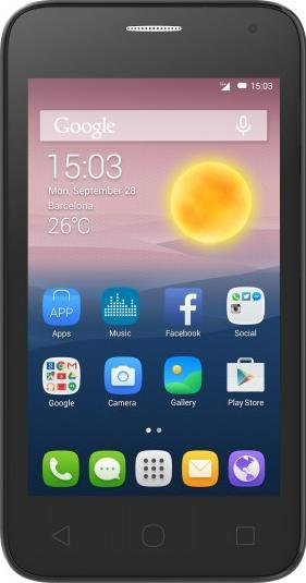 Alcatel OneTouch PIXI First