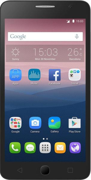 Alcatel OneTouch POP Star (4G)